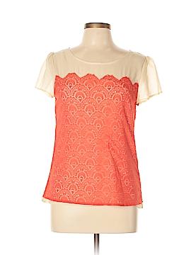 Emmelee Short Sleeve Blouse Size L
