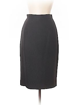 Valentino Miss V Silk Skirt Size 6