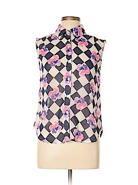 Fun & Flirt Sleeveless Blouse Size L