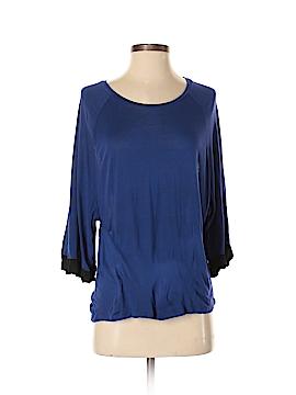 Trafaluc by Zara 3/4 Sleeve Top Size S