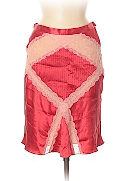 Catherine Malandrino Silk Skirt Size 6