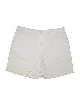 Cherokee Khaki Shorts Size 16