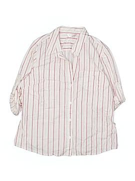 Austin Clothing Co. 3/4 Sleeve Button-Down Shirt Size XL