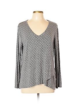 Croft & Barrow Long Sleeve Blouse Size XL (Petite)