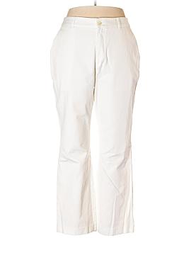 Lauren by Ralph Lauren Khakis Size 16