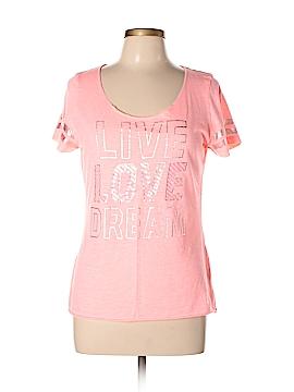 Live Love Dream Aeropostale Short Sleeve T-Shirt Size L