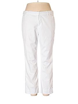 Cj Banks Khakis Size 16 (Petite)