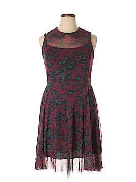 Weston Casual Dress Size 1X (Plus)