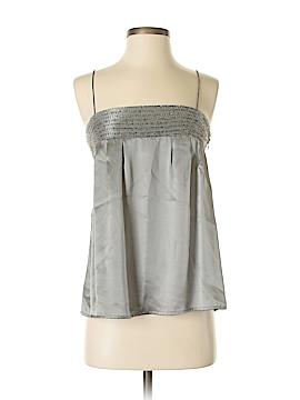 Dream Society Sleeveless Silk Top Size XS