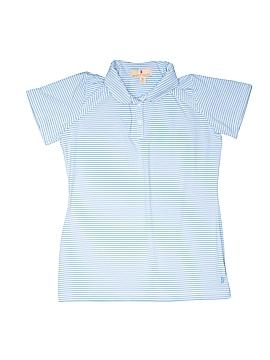 Sport Haley Short Sleeve Polo Size S