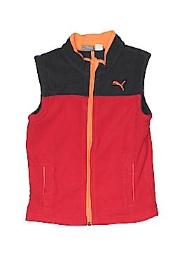 Puma Fleece Jacket Size 3T