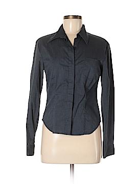 Banana Republic Factory Store Long Sleeve Button-Down Shirt Size 7 - 8
