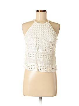 INC International Concepts Sleeveless Blouse Size S
