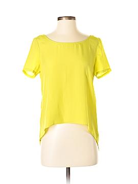 BCBGeneration Short Sleeve Blouse Size S