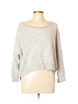 Hi-Line Pullover Sweater Size L