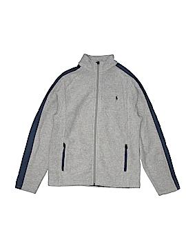 Polo by Ralph Lauren Fleece Jacket Size 10 - 12