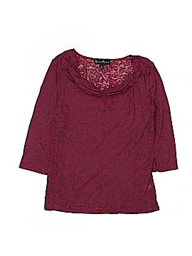 Mercer & Madison 3/4 Sleeve Blouse Size M