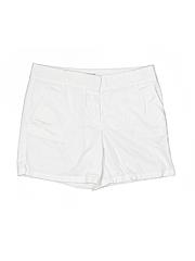 Ann Taylor Factory Women Khaki Shorts Size 6