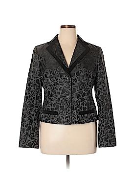 Sigrid Olsen Silk Blazer Size 16