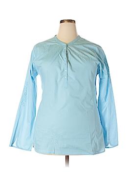 H&M L.O.G.G. Long Sleeve Blouse Size 16