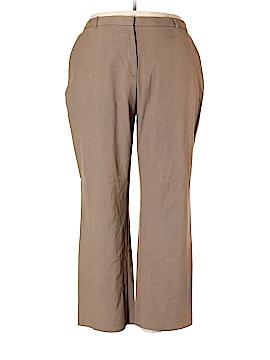 Briggs New York Dress Pants Size 20 (Plus)