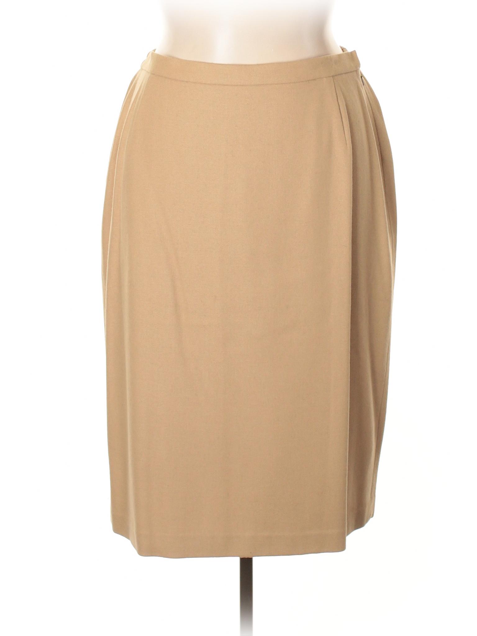 Boutique Boutique Skirt Wool Wool w6dXPpXq