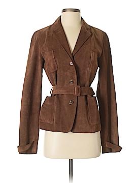 Ralph Lauren Leather Jacket Size 2