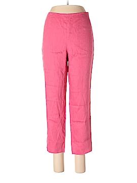 Jones New York Collection Linen Pants Size 10 (Petite)
