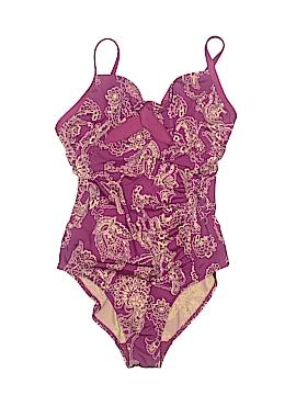 Panache Swimwear One Piece Swimsuit Size L