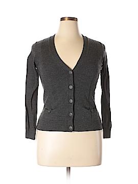 Halogen Wool Cardigan Size L (Petite)