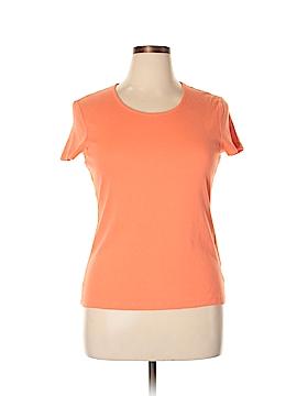 Jones New York Sport Short Sleeve T-Shirt Size XL (Petite)