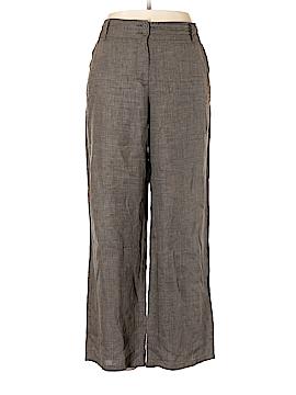 Monsoon Linen Pants Size 14S