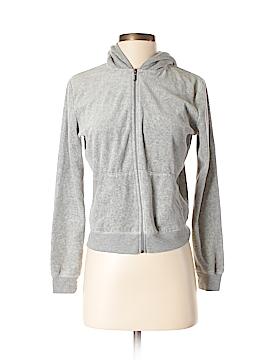 Juicy Couture Zip Up Hoodie Size S