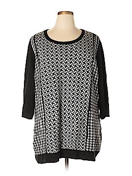 Verve Ami Pullover Sweater Size 3X (Plus)
