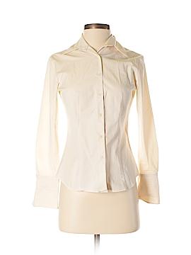 Express Long Sleeve Button-Down Shirt Size 3