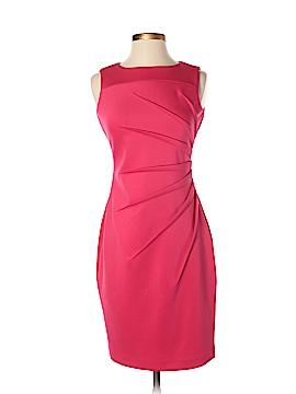 Calvin Klein Casual Dress Size 4 (Petite)