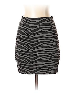 Moda International Silk Skirt Size S