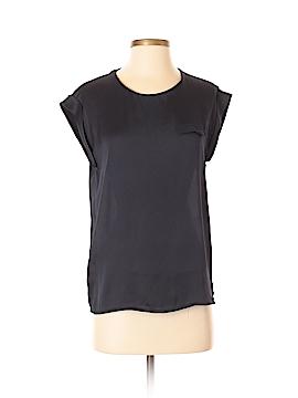 MNG Suit Short Sleeve Blouse Size XS
