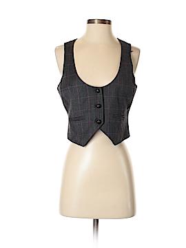Diane von Furstenberg Tuxedo Vest Size 8
