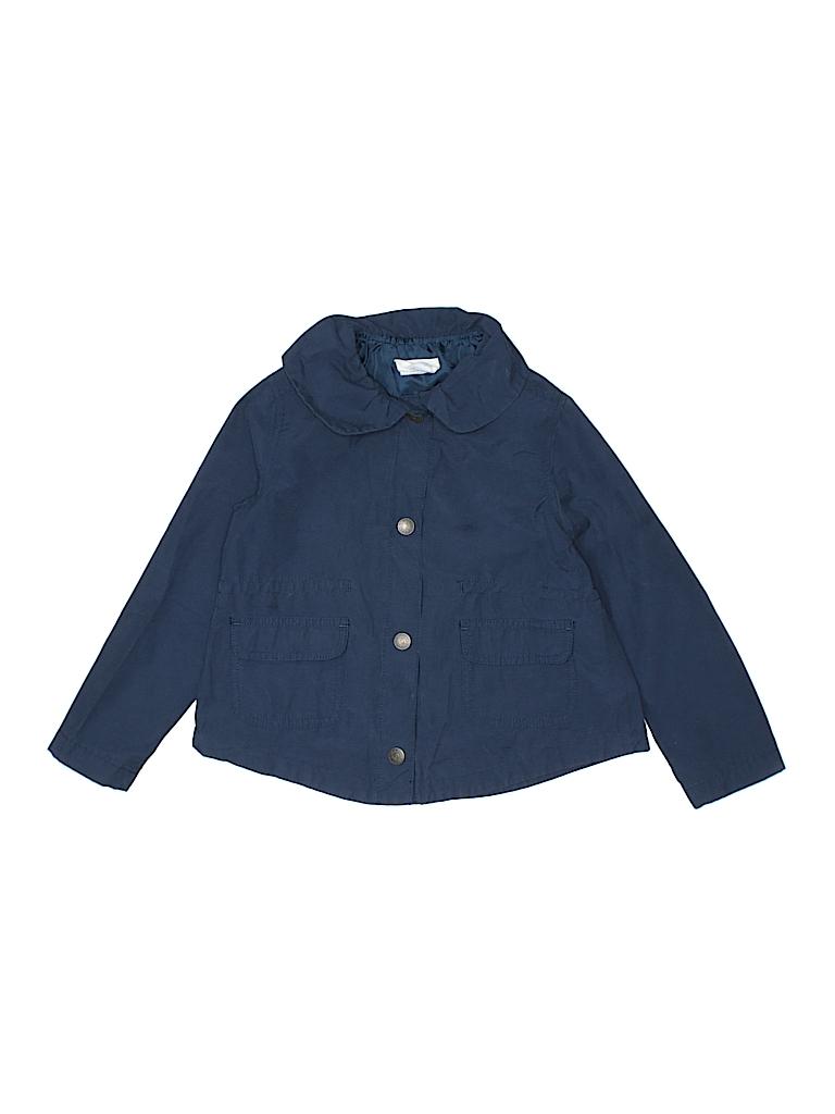768c8d714 Crazy 8 Solid Dark Blue Jacket Size 5 - 6 - 76% off