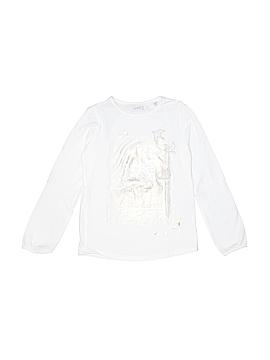 Okaidi Long Sleeve T-Shirt Size 140 (CM)