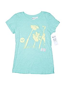 Roxy Girl Short Sleeve T-Shirt Size X-Large (Youth)
