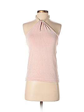 Lauren by Ralph Lauren Sleeveless Silk Top Size S