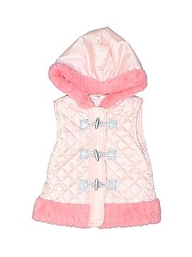 Little Lass Vest Size 18 mo