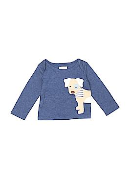 Mud Pie Long Sleeve T-Shirt Size 6-12 mo