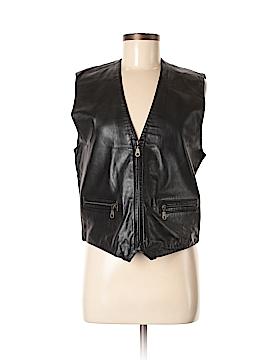 Express Leather Jacket Size M