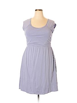 Garnet Hill Casual Dress Size 18 (Plus)
