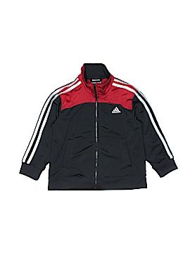 Adidas Track Jacket Size 4T