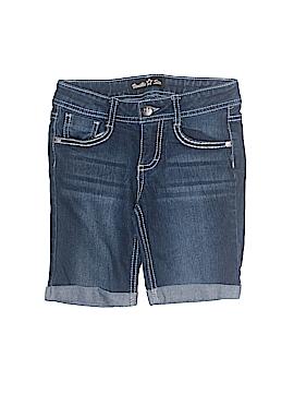 Vanilla Star Denim Shorts Size 8
