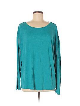 Garnet Hill Long Sleeve T-Shirt Size M